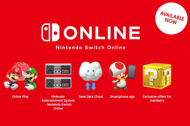 nintendo switch online下载
